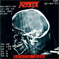 Accept - 1994 - Death Row