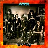 Accept - 1989 - Eat the Heat