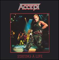 Accept - 1990 - Staying a Life