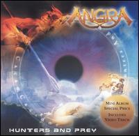 Angra - 2002 – Hunters And Prey