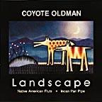 Coyote Oldman - 1988 Landscape