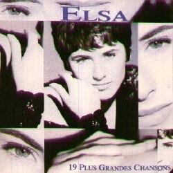 Elsa - 1994 19 PLUS GRANDES CHANSONS