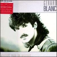 Gerard Blanc - 1988 Ailleurs pour un aillleurs
