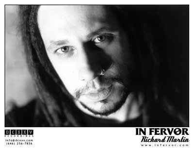 In Fervor (Richard Martin)