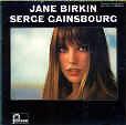 Jane Birkin - 1969 JANE BIRKIN ET SERGE GAINSBOURG