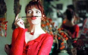 Marie Kiss La Joue