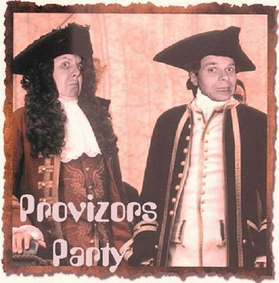Provizors party