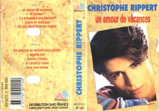 Rippert Christophe - 1993 : Un amour de vacances