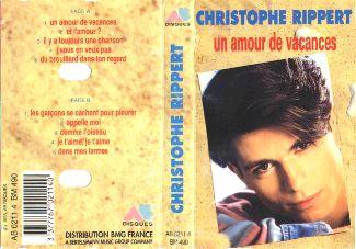 Rippert Christophe - 1993 : Un amour de vacances