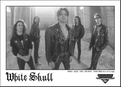 White Scull
