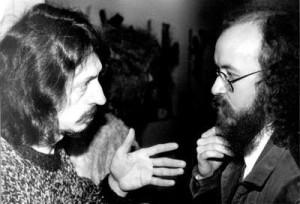 В.Макаров и С.Летов. Фото Дм.Преображенского.