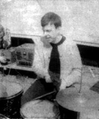 Сергей Грачев - начало карьеры. 1967 г.