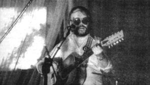 Сергей Грачев. Самодеятельная группа Легенда. Конец 80-х