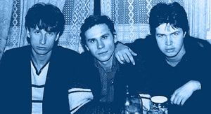 Облачный край: Сергей Богаев, Олег Рауткин, Николай Лысковский. 1983.