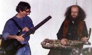 Сергей Летов и Дэви Уилльямс, 1996