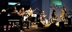 Последний джазовый эфир Тысячелетия на WDR, Мел Уолдрон, Джин Ли, Три