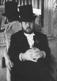 1992 год- на съёмках фильма