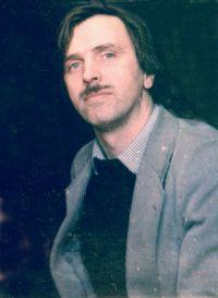 Андрей Тропилло. 1984 год. (фото из архива Алексея Вишни).