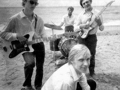 СКИФЫ в Пицунде. 1968.