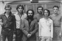 Слева направо: Сергей Сарычев, Александр Монин, Матвей Аничкин, Всеволод Королюк, Валерий Гаина, Александр Кирницкий