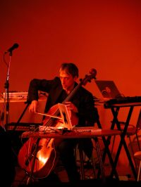 ФСК 2005 фестиваль Сергея Курехина - Москва, Дом экспрессивное соло Макарова