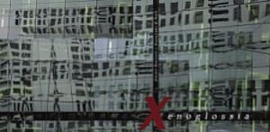 "Обложка альбома ""Xenoglossia"" (CD, Insofar Vapor Bulk, 2003)"