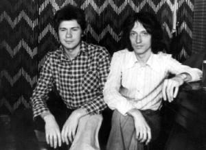Александр Кондрашкин и Владислав Макаров