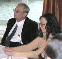 Сергей Дьячков с супругой