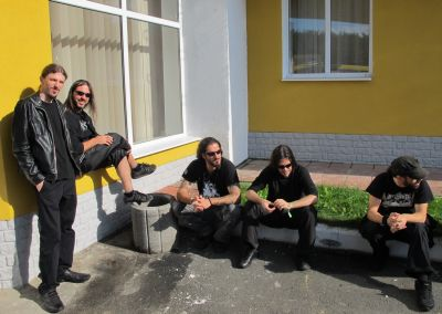 13. with ROTTING CHRIST