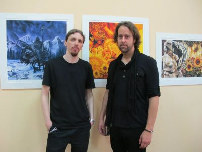 4. with Kristian Wahlin (DIABOLIQUE)