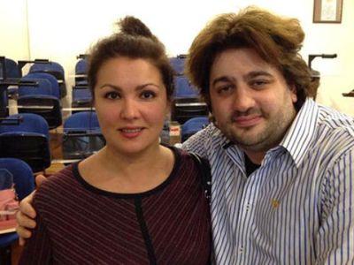 российская оперная певица Анна Нетребко влюблена в азербайджанского тенора Юсифа Эйвазова