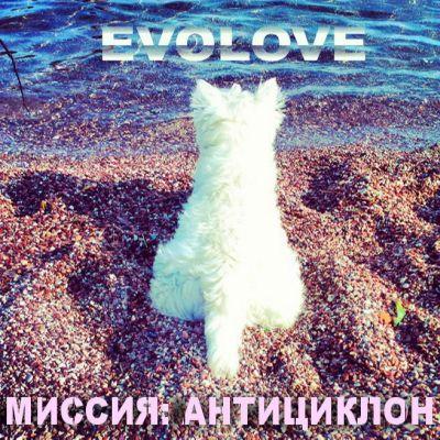 Рабочий вариант обложки Evolove