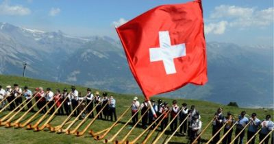 Schweiz-Nationalhymne