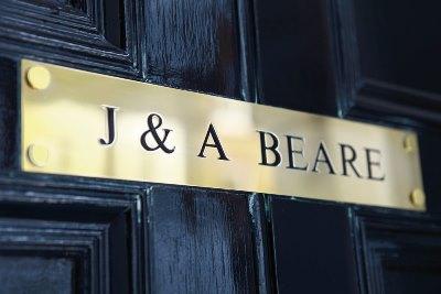 J & A Beare