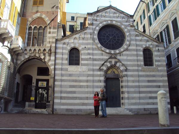 Церковь Св. Матфея (Chiesa San Matteo), построенная в 1278 г.