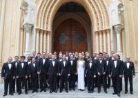 Il Coro Polifonico di Ruda, diretto da Fabiana Noro - Malaga (E) 14/03/2015 (Foto Pierpaolo Gratton)