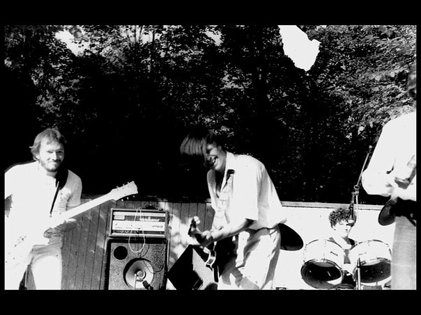 Аквариум. Выборг, парк Монрепо. 1983