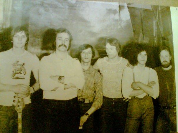 Группа Пикник, первый состав