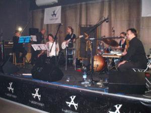 Зга в Смоленском А-клубе, проект Футуриоз, 2011