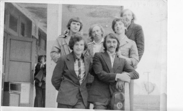Группа Sinners, 1978