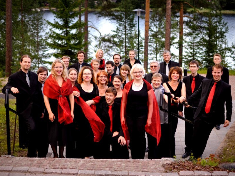 Камерный хор Хельсинки (Helsingin kamarikuoro)