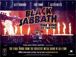 BLACK SABBATH: фильм «THE END OF THE END» покажут в сентябре.